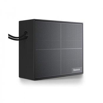 Портативная акустика Baseus Encok E05 Black