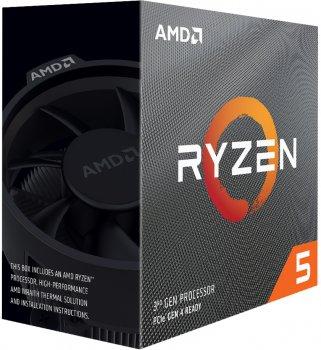 Процессор AMD Ryzen 5 3600 3.6GHz/32MB (100-100000031BOX) sAM4 BOX