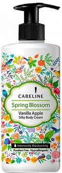 Крем для тіла Careline з ароматом яблука та ванілі 400 мл (7290102992362)