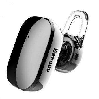 Беспроводная Bluetooth гарнитура Baseus Encok Mini A02 Черная (3-0244)