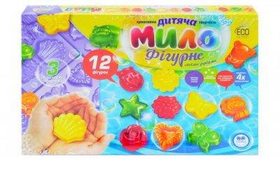 Набор для творчества Danko Toys, Детское фигурное мыло, DFM-02-02U