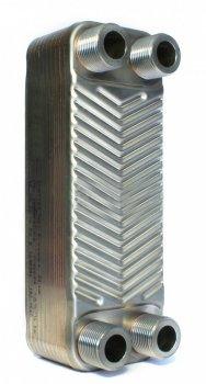 Пластинчатый теплообменник IMS В3-012-ZB-12 3/4 (10-20кВт)