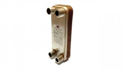 Пластинчатый теплообменник IMS В3-014-ZB-10 3/4 (10-20 кВт) под фреон до 45 бар