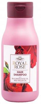 Шампунь Biofresh Royal Rose з оліями троянди й аргани для всіх типів волосся 300 мл (3800156002029)