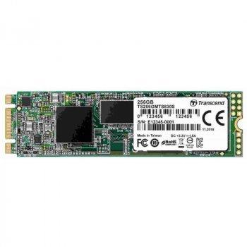 Накопичувач SSD 256GB Transcend 830S M. 2 2280 SATAIII 3D TLC (TS256GMTS830S)