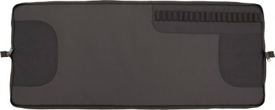 Чехол Shaptala для помпового ружья с патронташем 115 см Черный (154-1)