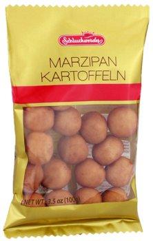 Упаковка марципановых конфет Schluckwerder Картошка 100 г х 2 шт (90555459)