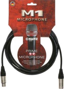 Кабель мікрофонний Klotz M1 Prime Microphone Cable 3 м (228269)