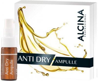 Ампула для лица Alcina Anti Dry Ampulle восстанавливающая и увлажняющая для сухой кожи 5 мл (4008666342072)