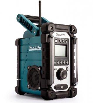 Акумуляторний радіоприймач Makita DMR107 (Без АКБ і ЗУ)
