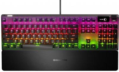 Клавіатура дротова SteelSeries Apex 7 USB (SS64642/64636)