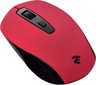 Мышь 2E MF211 Wireless Red (2E-MF211WR)