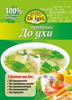 Упаковка приправи Dr.IgeL до ухи 20 г х 35 шт. (14820155170310)