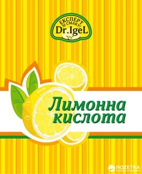Упаковка лимонной кислоты Dr.IgeL 100 г х 50 шт (24820155170256)