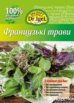 Упаковка трав Dr.IgeL французских 8 г х 35 шт (14820155170716)