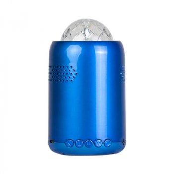 Bluetooth колонка Mini Party Disco Ball SL (Blue)