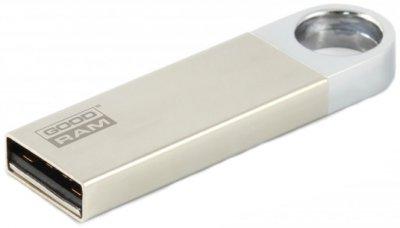 Goodram UUN2 64GB USB 2.0 Silver (UUN2-0640S0R11)