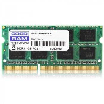 Модуль пам'яті SO-DIMM 8GB/DDR3 1600 1,35 V GOODRAM (GR1600S3V64L11/8G)