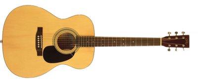 Акустическая гитара SX OM160 Natural