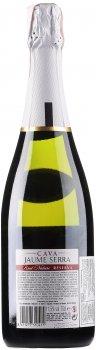 Вино игристое Cava Jaume Serra Brut Nature Reserva J.Garcia Carrion белое брют 0.75 л 11.5% (8411277350415)