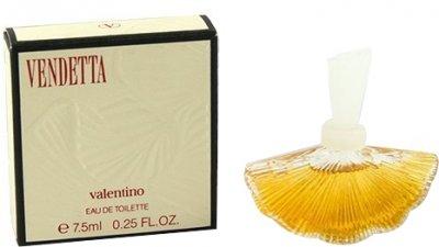 Миниатюра Туалетная вода для женщин Valentino Vendetta Donna 7.5 мл (8144)