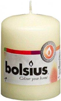 Свеча Bolsius столбик 80/50 Кремовая (200105)
