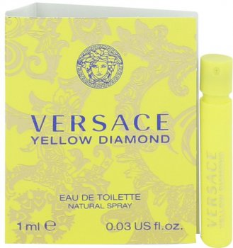 Пробник Туалетная вода для женщин Versace Yellow Diamond 1 мл (8011003809820)