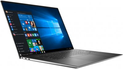 Ноутбук Dell XPS 17 9700 (X9700UT732S1D1650tiW-10PS) Platinum Silver
