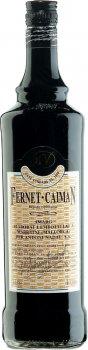 Настойка Fernet Caiman 1 л 38% (8414037116108)