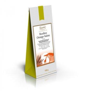 Травяной чай Роннефельдт Ройбуш Крем Оранж • Rooibos Cream Orange 100g