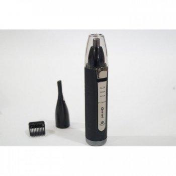 Тример універсальний Gemei GM-3109 2 в 1 бритва для носа і вух