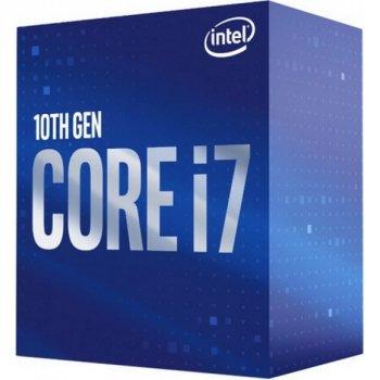 Intel Core i7 10700K 3.8 GHz (16MB, Comet Lake, 95W, S1200) Box (BX8070110700K)