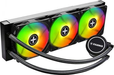 Система рідинного охолодження Xilence LiQuRizer 360 ARGB (XC980)
