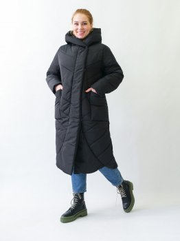 Куртка Mangust 3091-Black Черная
