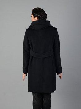 Пальто Mangust 2104-Black Чорне