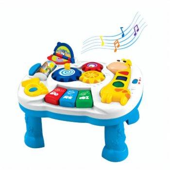 Музичний ігровий столик центр Joy Toy Жираф 688