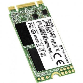 Накопичувач SSD M. 2 2242 256GB Transcend (TS256GMTS430S)