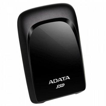 Зовнішній накопичувач SSD USB 3.2 480GB ADATA (ASC680-480GU32G2-CBK)