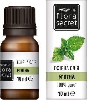 Эфирное масло Flora Secret Мятное 10 мл (4820174890087)
