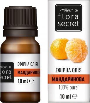 Ефірна олія Flora Secret Мандаринова 10 мл (4820174890544)
