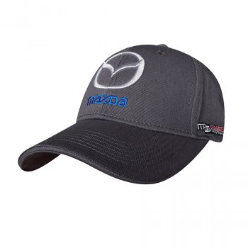 Бейсболка Мазда Sport Line 6118 57-60 цвет серый