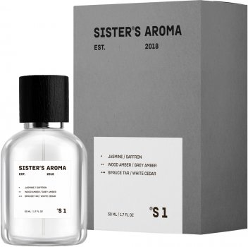 Парфюмированная вода унисекс Sister's Aroma 1 100 мл (4820227780051)
