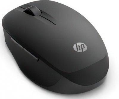 Миша HP Dual Mode Mouse Black (6CR71AA)