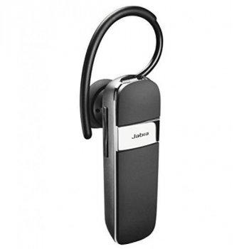 Bluetooth-гарнитура Jabra Talk 15 моно гарнитура беспроводная с диапазоном до 10 метров черная (1089)