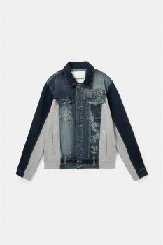 Джинсовая куртка Desigual 21SMED01-5053
