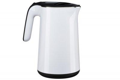 Чайник электрический 1.7 л Ardesto 1800 Вт лучший большой электрочайник белый EKL1617W