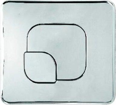 Кнопка TARGET L хром блеск Cersanit (000021571)