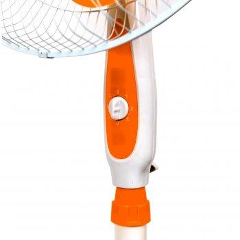 Вентилятор підлоговий Rotex RAF40-E 40 Вт помаранчевий