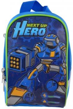 Рюкзак дитячий 1 Вересня K-26 Steel Force для хлопчиків 0.14 кг 14х22х11 см 3 л (556473)