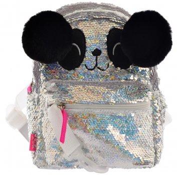 Рюкзак детский Yes K-19 Panda 0.2 кг 20x24.5x9 см 5.5 л (556547)